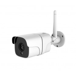 IP Bullet Δικτυακή ενσύσματη & ασύρματη κάμερα DS-8404, 1080p, 12V