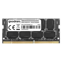GOODRAM Μνήμη DDR3L SODimm GR1333S3V64L9-4G, 4GB, 1333MHz PC3-10600, CL9