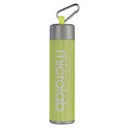 MICROLAB Φορητό ηχείο MD118, power bank, φακός, selfie stick, πράσινο