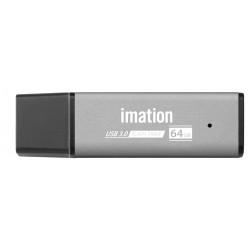 IMATION USB Flash Drive HJ3 RT03030064SV, 64GB, USB 3.0, ασημί