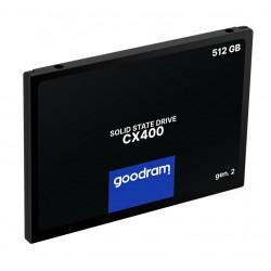 GOODRAM SSD CX400 Gen.2 512GB, 2.5