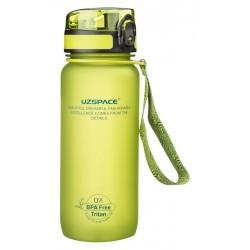 UZSPACE παγούρι νερού Colorful Frosted UZ-3037-GN, 650ml, πράσινο